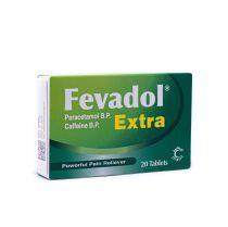 FEVADOL EXTRA TABLET 20 S