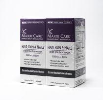 REJUVICARE HAIR SKIN NAIL 5000MCG BIOTIN 30'S 1+1 OFFER