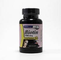 PHL BIOTIN 5000MG 60 CAP'S
