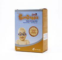 SUNDROPS DHA 30ML DROPS