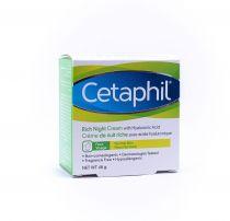 CETAPHIL RICH HYDRT NIGHT CREAM 48G