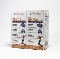 MAXXI OMEGA 3,6,7,9  60S 1+1 OFFER PACK