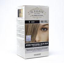 ILSALONE SLC HAIR COLORE LIGHT BLONDE 9