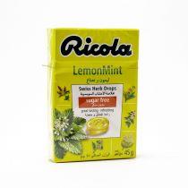 RICOLA CANDY  LEMON MINT 50 G