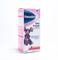 PANADOL BABY INFANT SUSPENSION 100ML