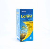LORINE SYRUP