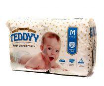 TEDDY DIAPER PANTS MED 6-11 +B343:B35340S
