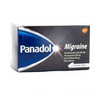 PANADOL MIGRAINE TABS 24 S