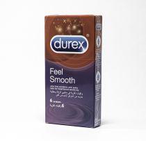 DUREX NEW ELITE / FEEL SMOOTH 6 S (lrc-112)