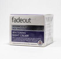 FADE ADV- AGE PROTECTION NIGHT 50 ML - 157