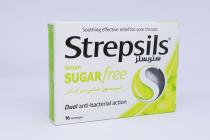 STREPSILS SUGAR FREE 16 S (99)