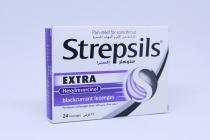 STREPSILS EXTRA 24S