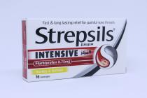STREPSILS INTENSIVE 16S