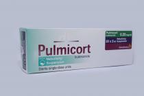 PULMICORT 0.25MG/ML NEB SUSPENSION 2ML 20S