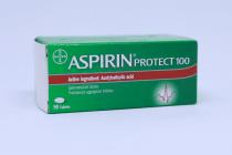 ASPIRIN PROTECT TABLET 100MG 90'S
