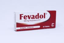 FEVADOL TABLET 20S