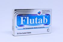FLUTAB TABLETS 20S