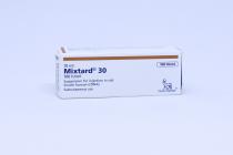 MIXTARD 30HM 100IU 10ML