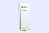 MOTILIUM SYRUP 200ML