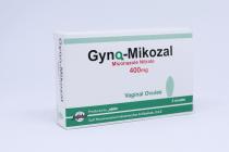 GYNO MIKOZAL 400MG OVLS. 3 S
