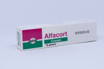 ALFACORT CREAM 15GM (334)