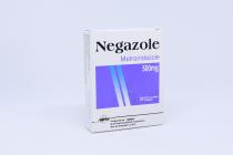 NEGAZOLE 500MG TAB 20s
