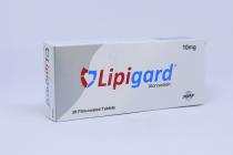 LIPIGARD 10MG 30 ( 10 BLISTER X 3)