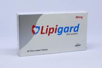 LIPIGARD 40MG 30 ( 10 BLISTER X 3)