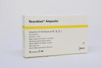 NEUROBION AMP 3ML X 6'S