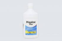 MAALOX PLUS SUSPENSION LEMON FLAVOR 355 ML