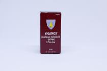 VIGAMOX EYE DROPS 5ML