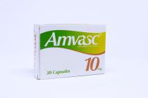 AMVASC 10MG CAPSULE 30 S