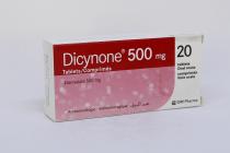 DICYNONE 500MG TAB 20S