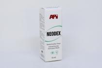 NEODEX EYE/EAR DROPS 10ML