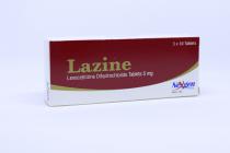 LAZINE 5MG TABLET 30S