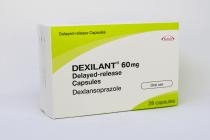 DEXILANT 60MG CAPS  28S