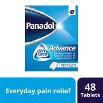 PANADOL ADVANCE TAB 48'S